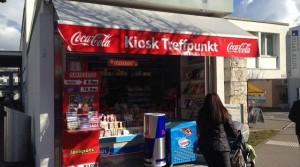Umsatzstarker Kiosk in Bülach zu verkaufen!