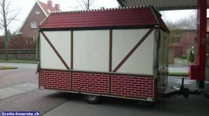 Top Imbisswagen zu verkaufen!