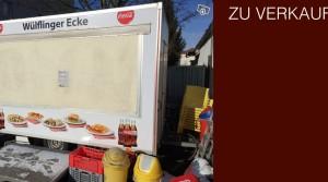 Schöner Imbisswagen in Top Zustand zu verkaufen